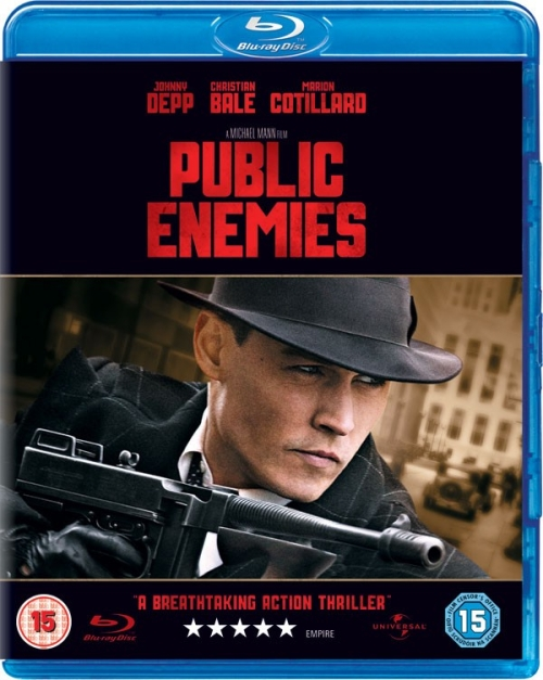 Джонни Д. / Public Enemies (2009) BDRip