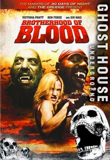 Братство крови / Brotherhood of Blood (2007) DVDRip
