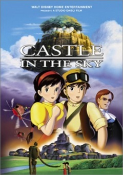 Небесный замок Лапута / Tenkuu no Shiro Laputa | Laputa: The Castle in the Sky (1986)