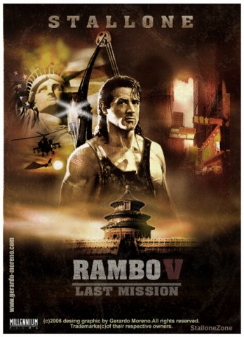 Рэмбо 5 / Rambo V: The Savage Hunt (2011)