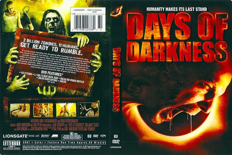 Темные времена / Days of Darkness (2007) DVDRip