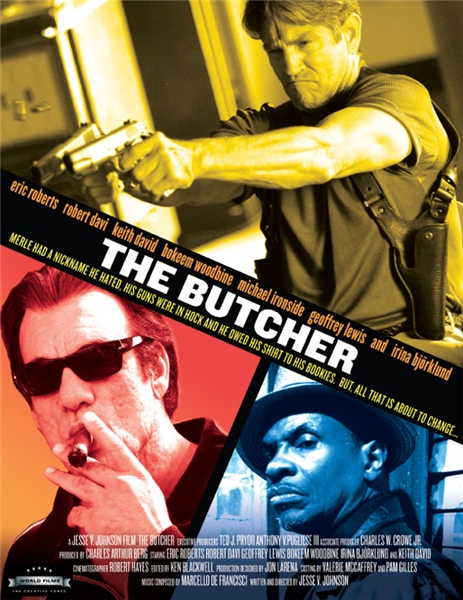 Мясник / The Butcher (2007) DVDRip (faust)