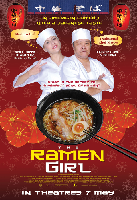 Ramen Girl, The (2008) DVDRip ENG