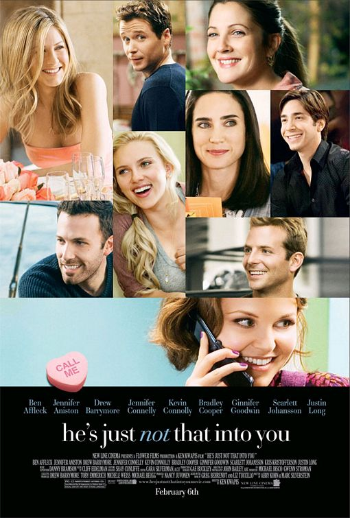 He's Just Not That Into You (2009) DVDRip ENG