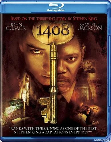 1408 [Режиссерская версия] / 1408 [Director's Cut] BDRip [PROPER] (от HELLYWOOD)
