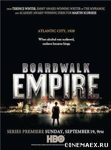 Подпольная Империя / Boardwalk Empire (2010)